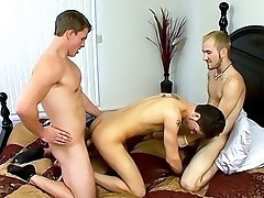 You never know what might happen when a friend catches you jerking off!